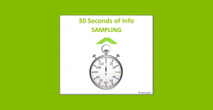 30 Seconds of Sampling Information from Ian Glacken – Director of Geology