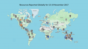 Optiro summary for 13-19 Nov 2017 RSC Resource Reporting Intelligence