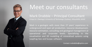Meet our consultants: Mark Drabble
