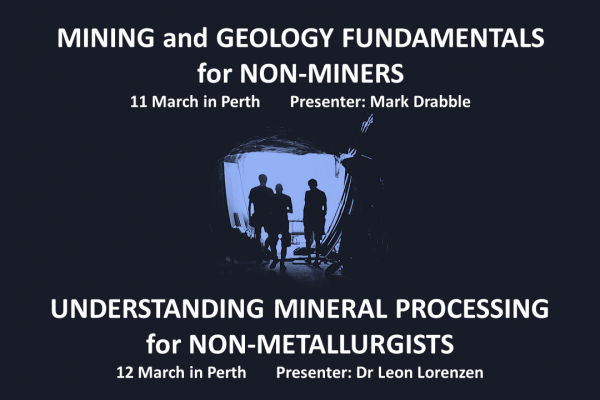 Mining, Geology and Mineral Processing for Non-Miners