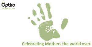 With best wishes from all of us at Optiro, as we celebrate Mothers the world over.