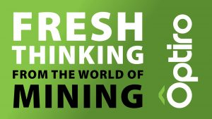 Optiro's Podcast Series Launch: Fresh Thinking from the world of mining