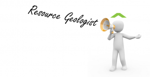 We are recruiting! Resource Geologist.