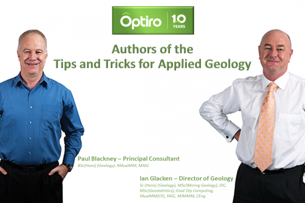 Tips and Tricks for Applied Geology